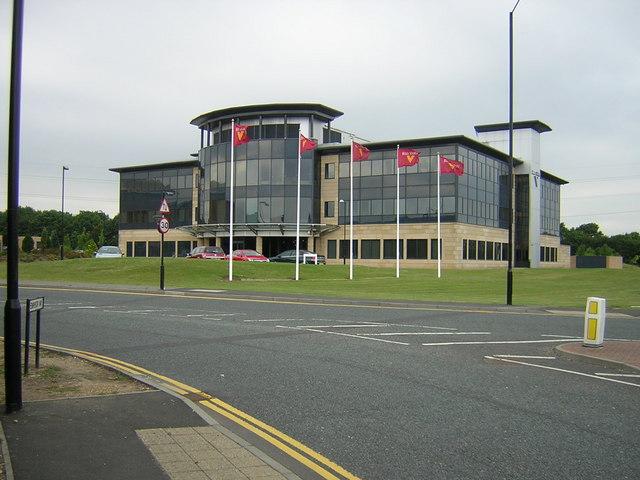 Modern Business Park