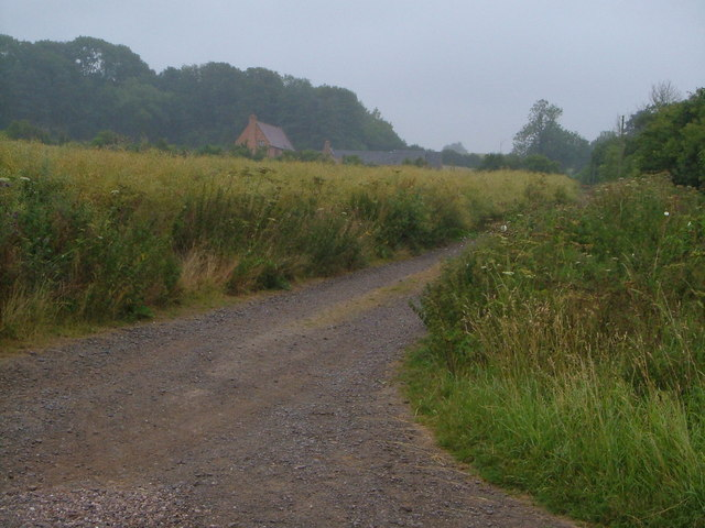 Gazewell Farm , Brockhall