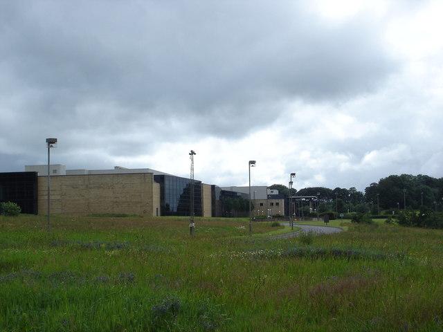 Former Motorola Factory Bathgate West Lothian