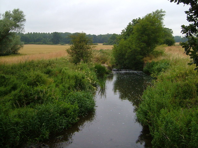 River Nene, Brockhall