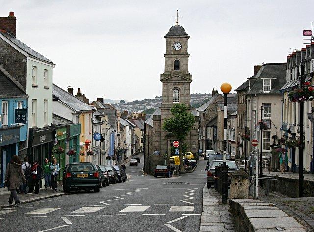 Penryn Town Centre