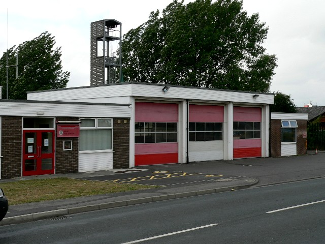 Selby Fire Station