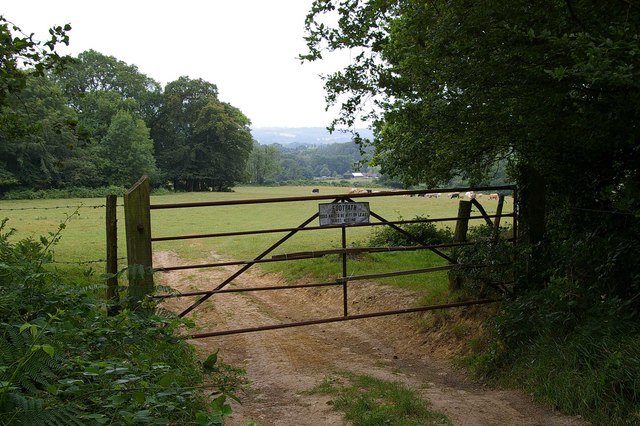 View To Northlands Farm
