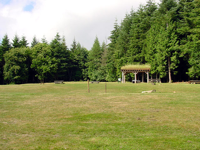 Events Area, Beechenhurst Lodge