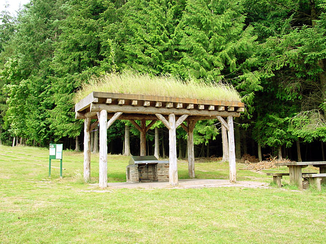 Events Area Shelter, Beechenhurst