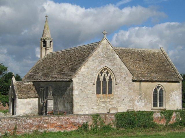 Church of St Mary the Virgin, Whaddon