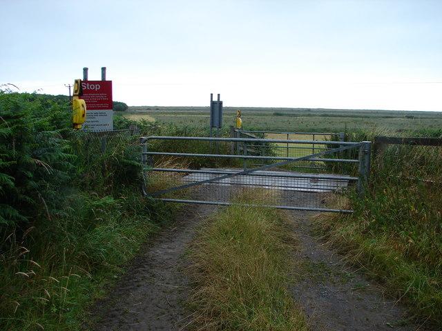 Level Crossing, Rhowniar, Nr Tywyn
