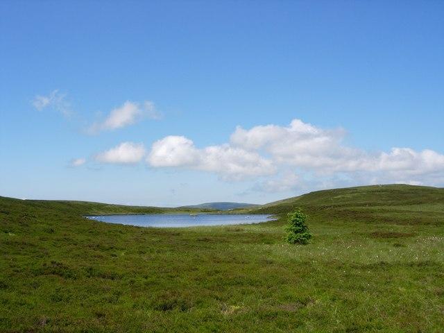 Urie Loch, Isle of Arran