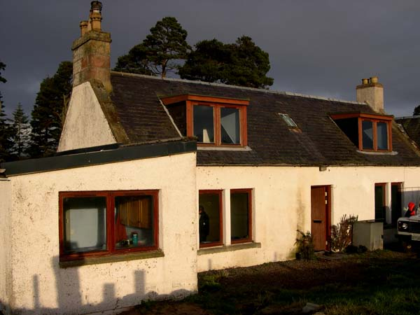 Muirhead Farm cottage