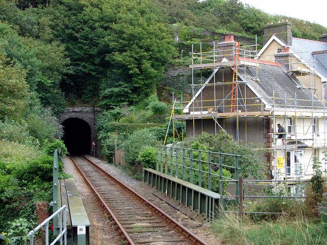 Penhelig Tunnel