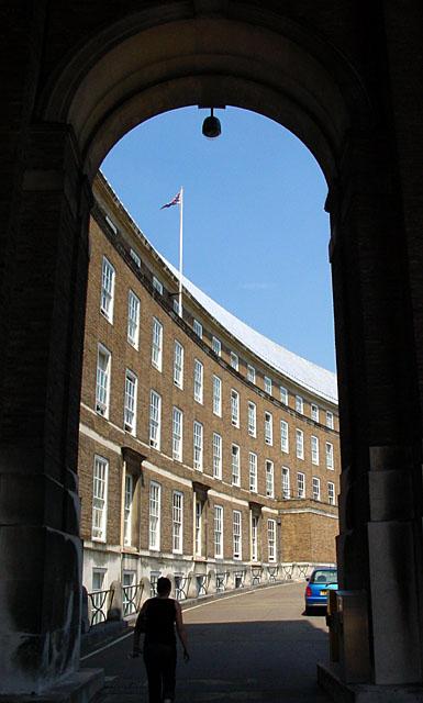 Bristol City Council House