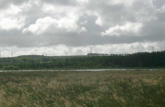 Caplaw Dam
