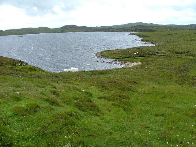 Loch Laxavat Ard