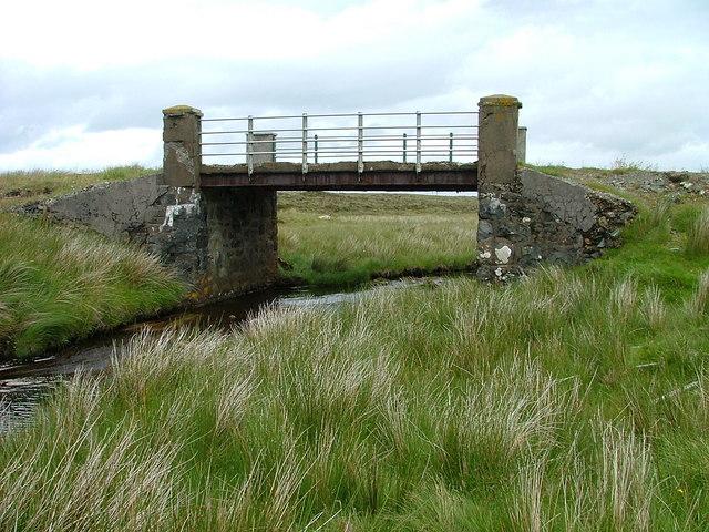 Bridge on the Pentland Road