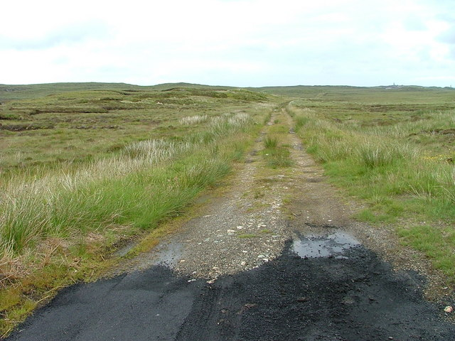 Old Road to Stornoway