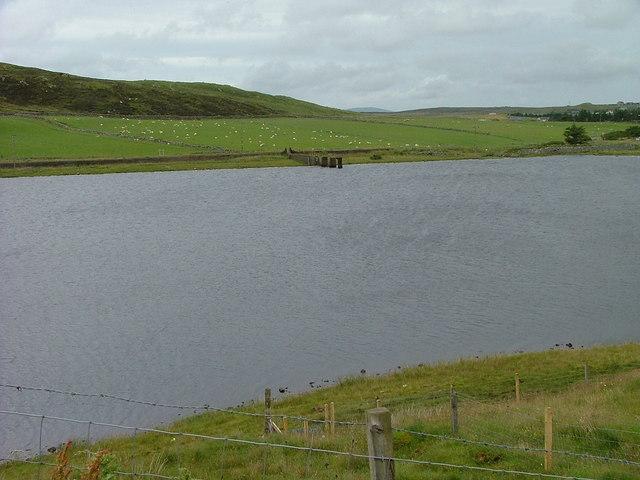 Loch Airigh na Lic