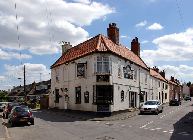 The Six Bells, Barrow-Upon-Humber