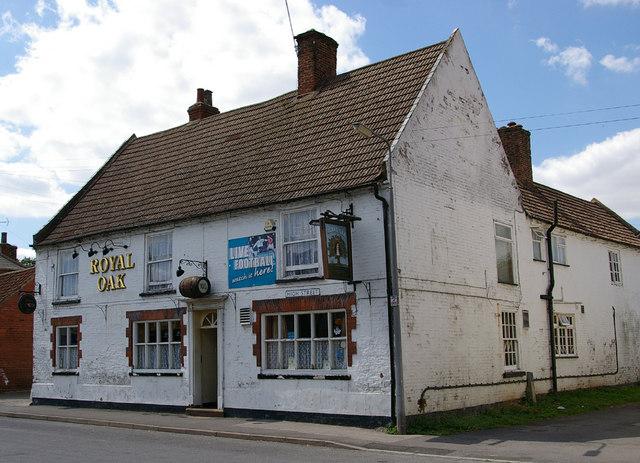 The Royal Oak, Barrow-Upon-Humber