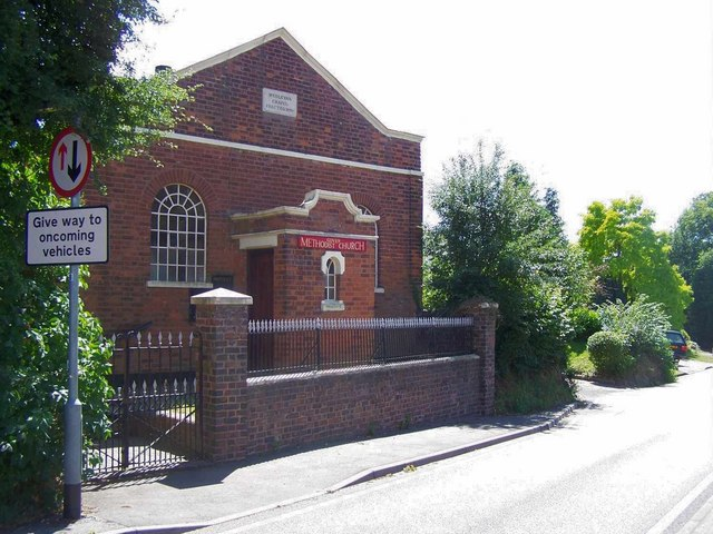 Coven Methodist Church