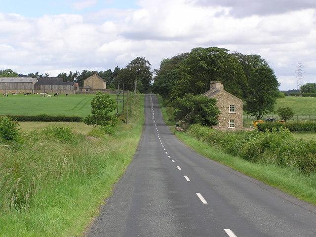 Dent Gate Lane