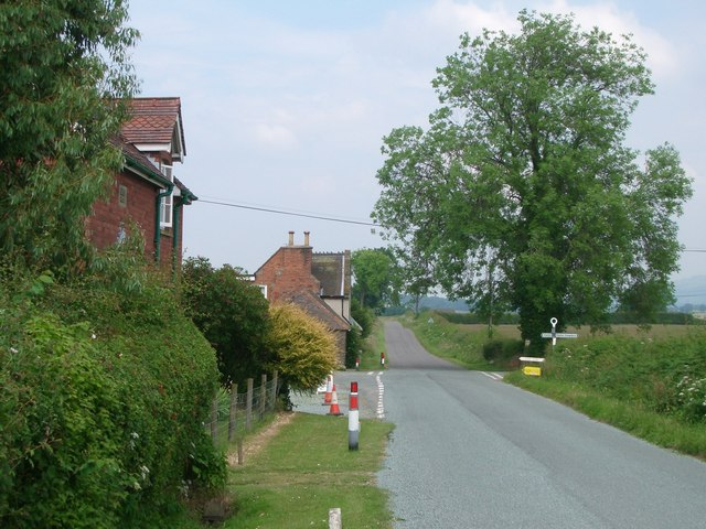 Crossroads at Hayton's Bent