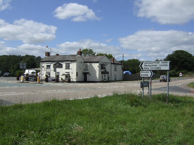 The White Lion, Llynclys