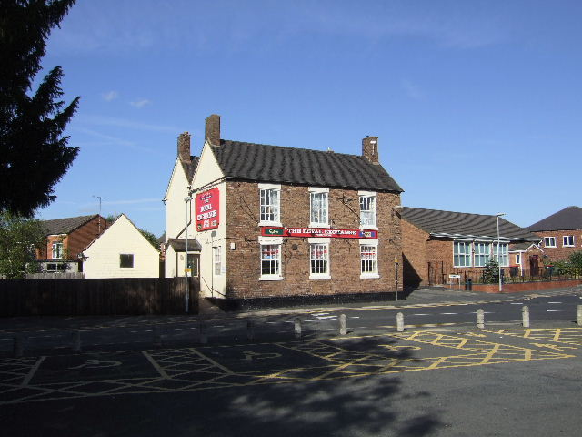The Royal Exchange, Dawley