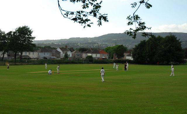 Briton Ferry Town Cricket Ground