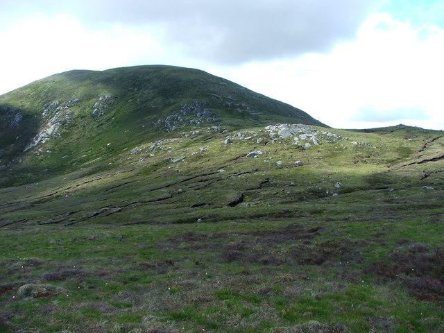 Carn Loch nan Amhaichean