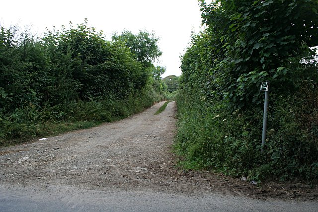 Bridleway to Grampound