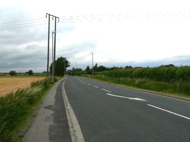 Barlby Road towardsYork