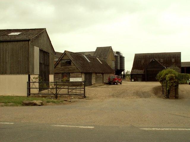Cutlers Green Farm, near Thaxted, Essex