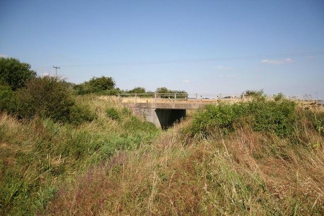 Cliff Beck Bridge