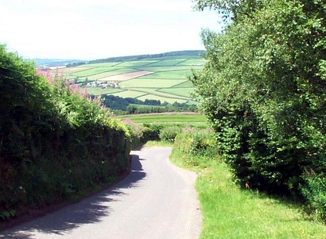 Lane to Pooltown