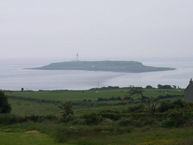 Pladda Island and Lighthouse