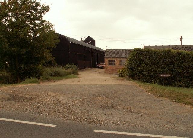 Wieldbarns Farm, Debden Green, Essex