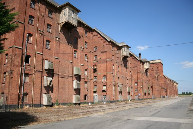 Bass Maltings