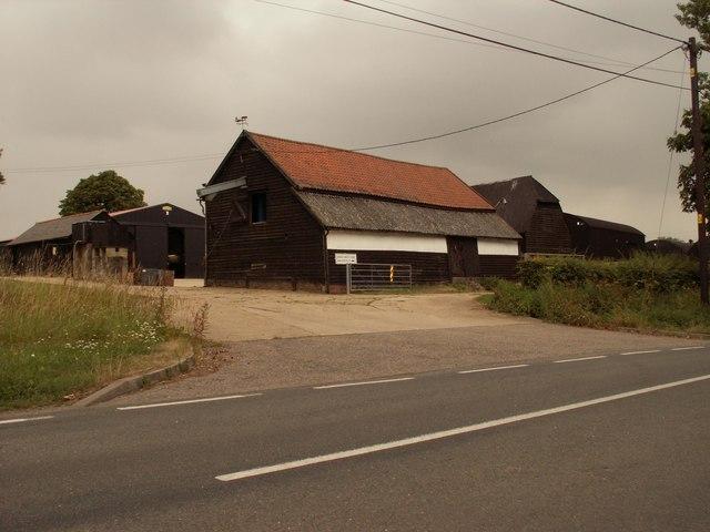 Smiths Green Farm, Debden, Essex