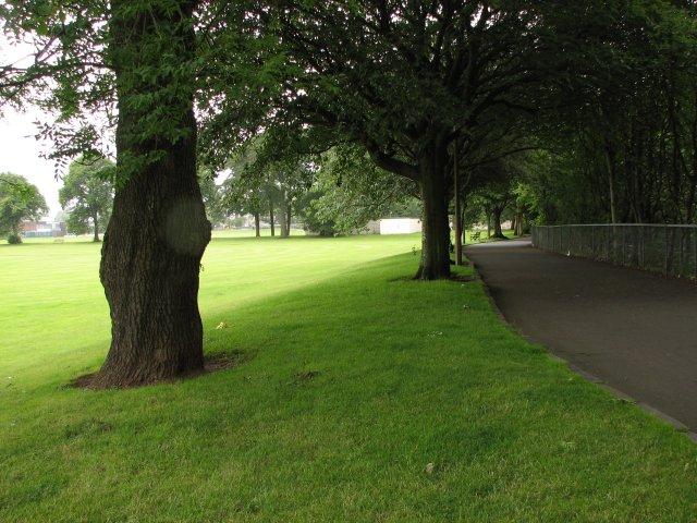 Roseburn Park