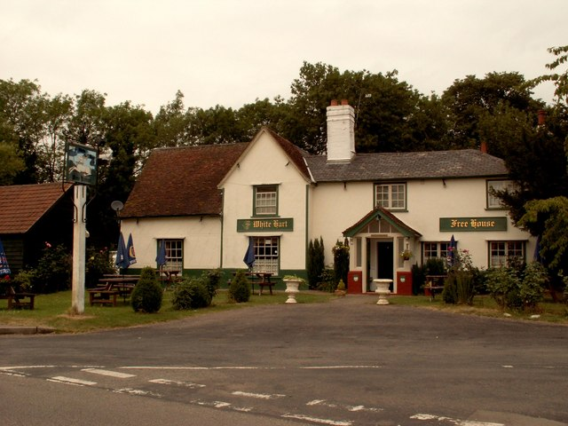 'White Hart' inn, Debden, Essex
