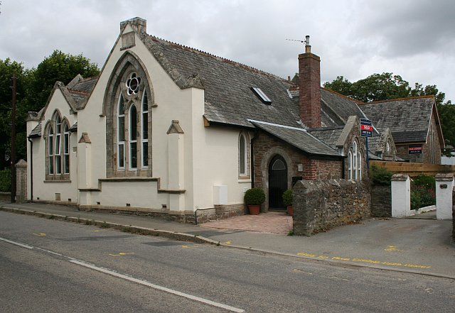 The Old School, Grampound Road