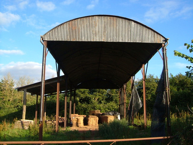 Barn at Fordton Barton, Crediton