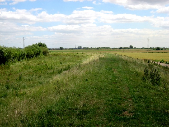 The Trans-Pennine Trail from Selby
