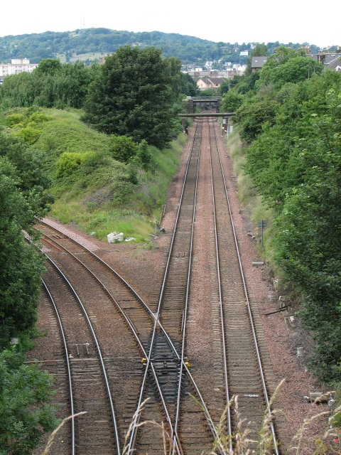 Edinburgh South Suburban Line