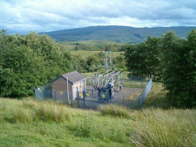 Kilchrenan substation