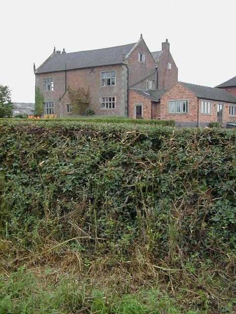 Alkington Hall