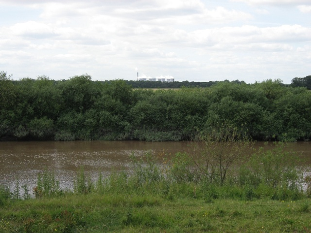The River Ouse and Eggborough