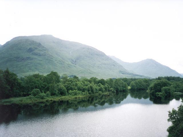 Head of Loch Awe