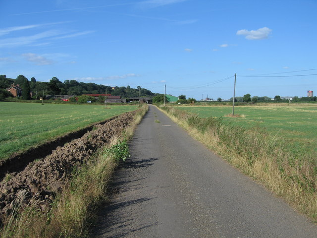 Lawns Farm, Branston, Burton upon Trent, Staffordshire.