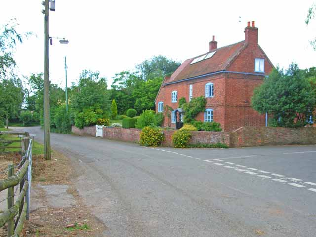 Lower Lane, Doveridge